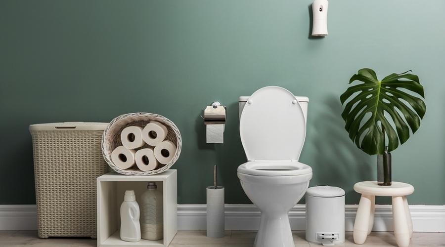 comment décorer toilettes