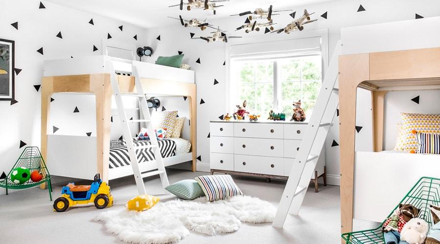 conseils décoration aménagement chambre enfant