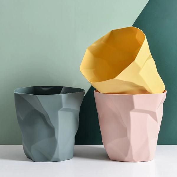 corbeille papier design aménagement intérieur