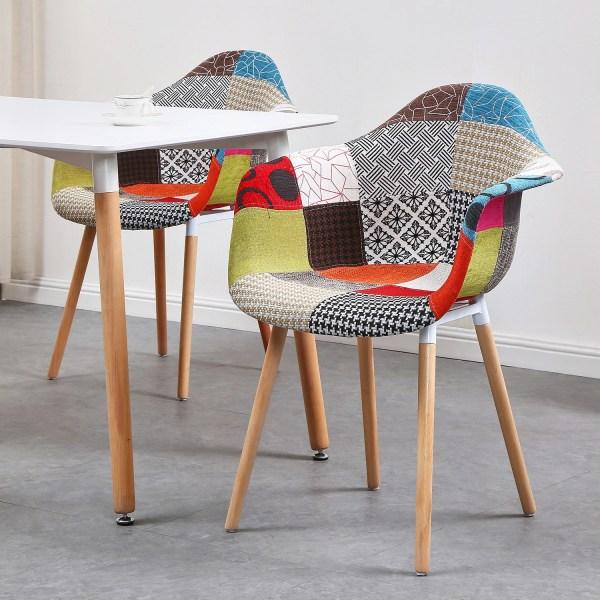 chaises salle a manger tendance style scandinave