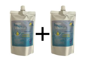 2x verse Visolie (250ml)