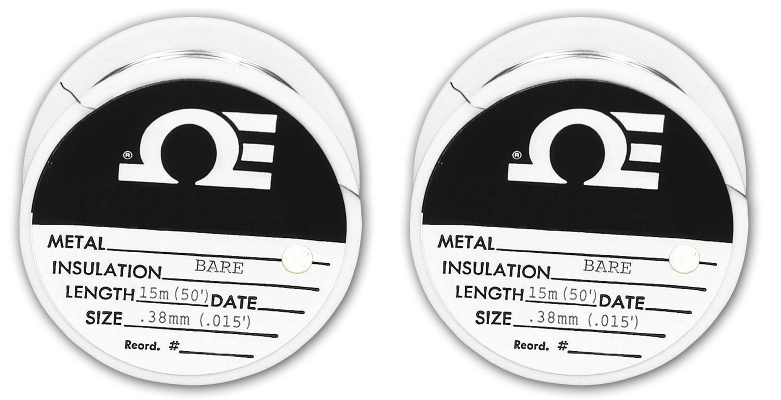 W5W26, W3W25 : Fine Diameter Tungsten-Rhenium Bare