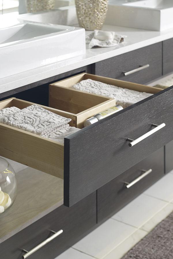 UShaped Cabinet Drawer  Omega Cabinetry