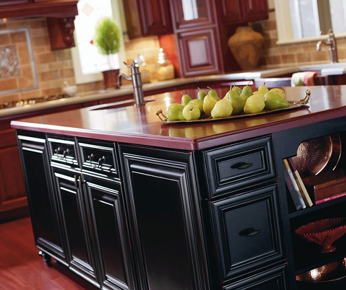 Farmhouse Kitchen Cabinets  Omega Cabinetry