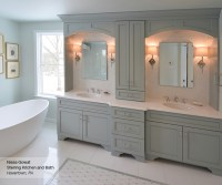 Master Bath Cabinets - Omega Cabinetry