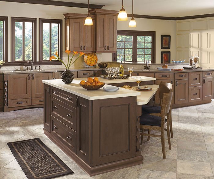 Tray Divider Pull Out Omega Cabinetry