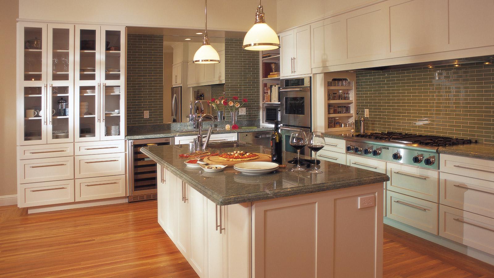 Parallel Kitchen Layout Ideas