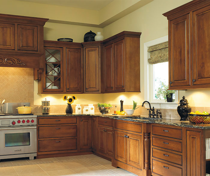 Craftsman Small Corbel  Omega Cabinetry