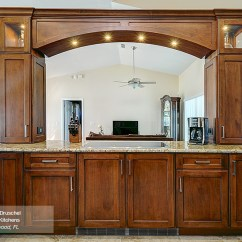 Alder Kitchen Cabinets Solid Color Rugs Omega Cabinetry Renner In Ginger