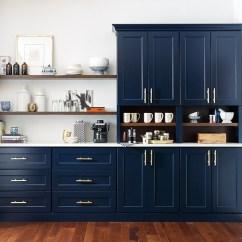 Dark Walnut Kitchen Cabinets 5 Piece Table Set Modern Bathroom Vanity - Omega Cabinetry