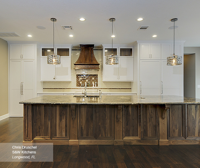 walnut cabinets kitchen quality cabinet brands white with a island omega
