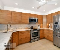 Bamboo Kitchen Cabinets | Avie Home