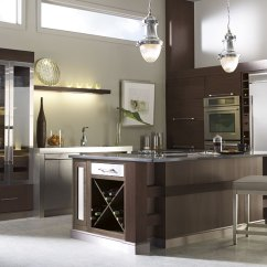Walnut Cabinets Kitchen Gadget Gifts Omega Cabinetry
