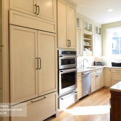 Glazed Kitchen Cabinets Hanging Pot Rack Omega Cabinetry