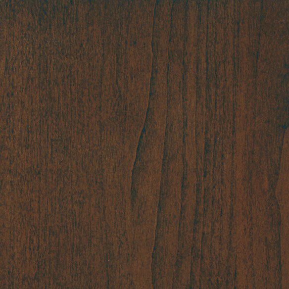 Chestnut Dark Brown Cabinet Stain on Cherry  Omega