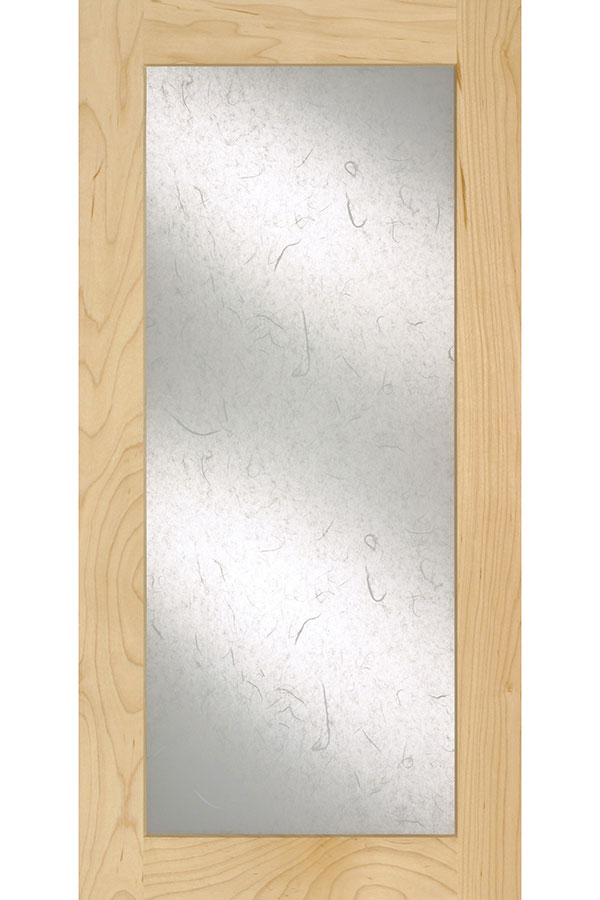 Rice Paper Glass Cabinet Inserts  Omega