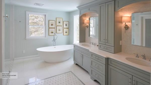 Bathroom Master Bath Cabinets