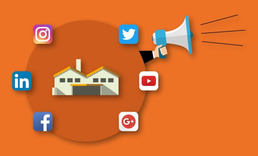 Leveraging Social Media for Manufacturers