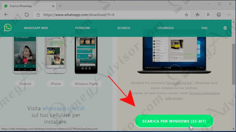Come utilizzare WhatsApp e Telegram sul PC 000
