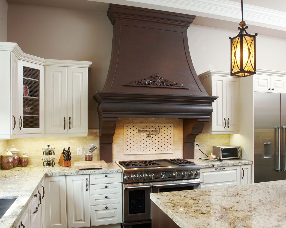 kitchen hood design handles find stone hoods in the us and canada omega inspiration gallery