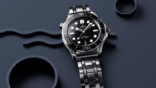 Seamaster Diver 300m Omega -axial Master Chronometer 42