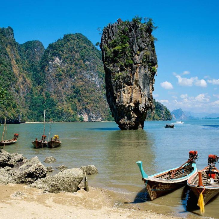 Phang Nga Bay - Koh Samui