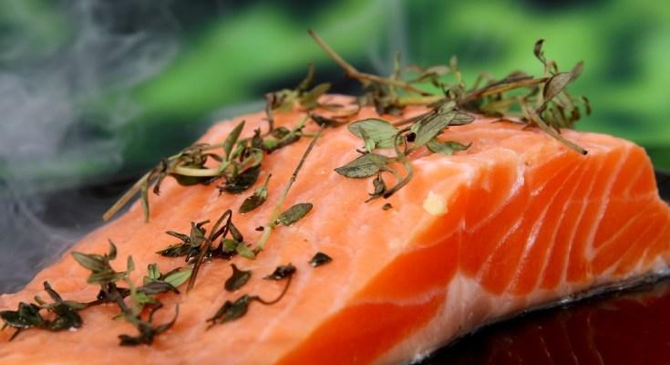 daging salmon