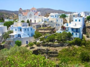 Tinos village - Greece island