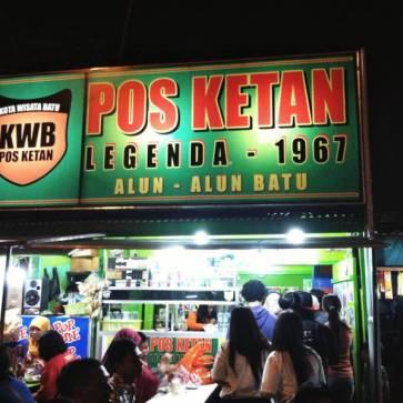 Pos Ketan Legenda 1967