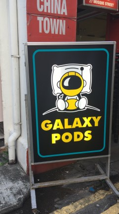 Galaxy Pods