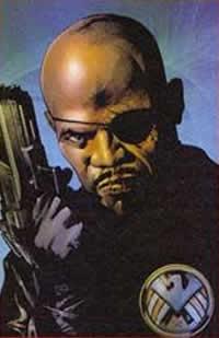 Nick Fury, vers�o Ultimate