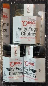 fruity fuggle chutney