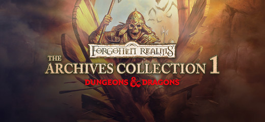 FORGOTTEN REALMS - THE ARCHIVES - COLLECTION ONE