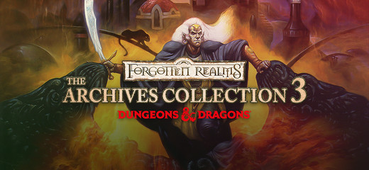 FORGOTTEN REALMS: THE ARCHIVES - COLLECTION THREE