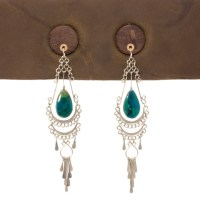 Earring Plugs - Dangle | Omerica Organic