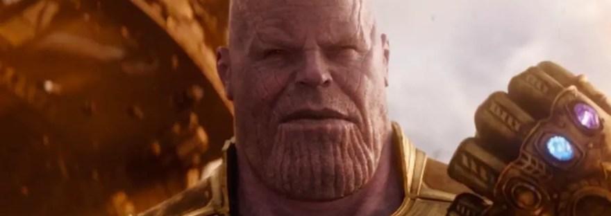 Thanos - a hero