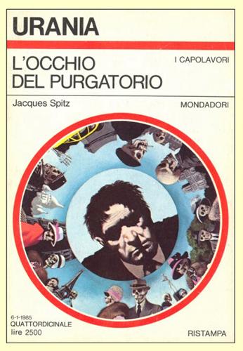 L'occhio del purgatorio - Jacques Spitz