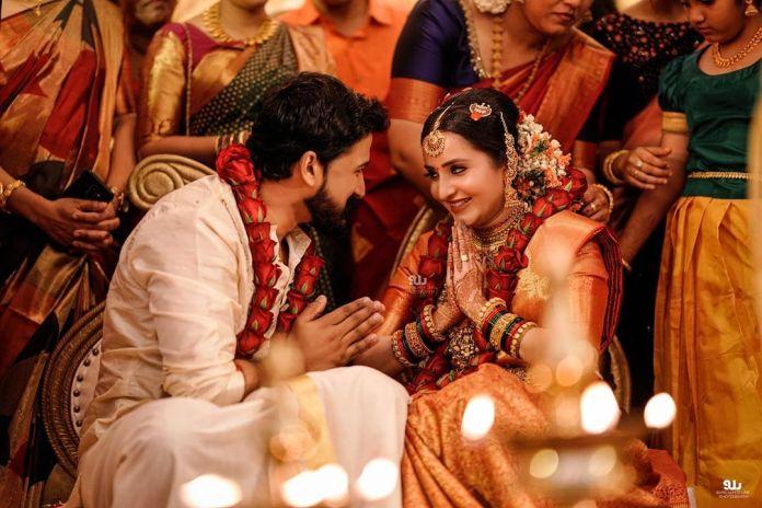 bhama marriage wedding pics 1