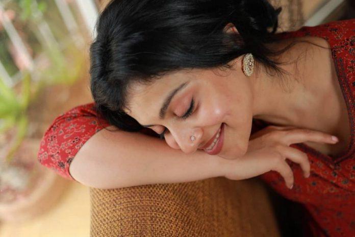 Shruti Ramachandran 16