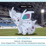 19 - Nidoria