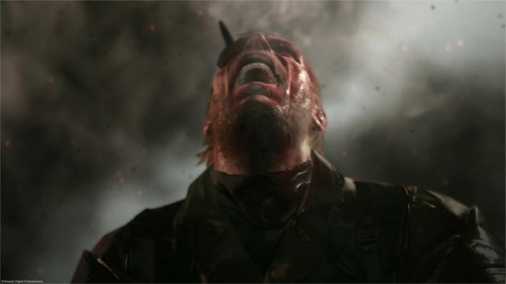 metal gear solid v the phantom pain - I'm already a demon