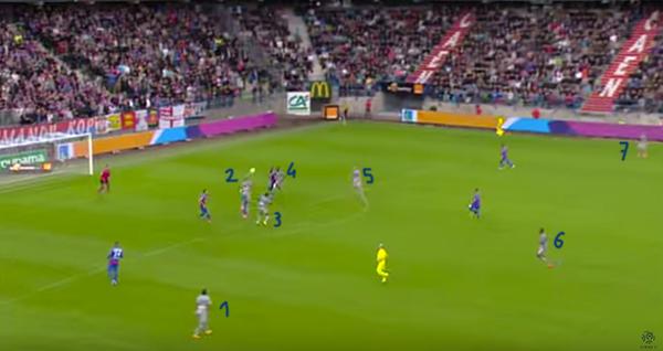 Caen - Olympique de Marseille 1-2 Gignac 93' (04/10/2014) - remise tête André Ayew