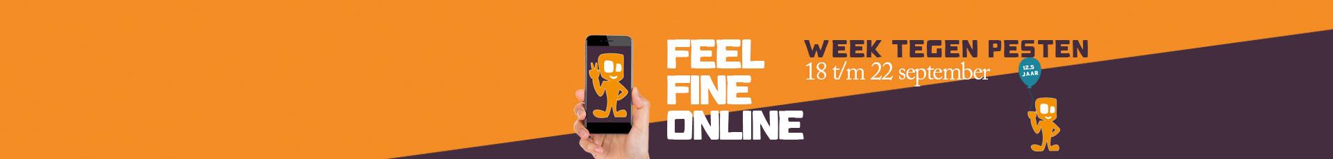 Feel Fine Online Omgaan met Pesten