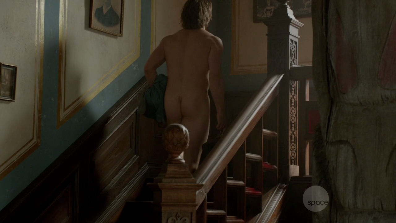 OMG hes naked AGAIN Bittens Greyston Holt   omg