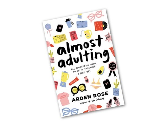 """""""Almost Adulting"""" Book"""
