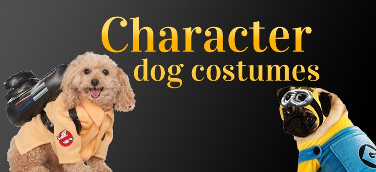 Character Dog Costumes