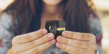 Polaroid Cube+ Live Streaming 1440p Action Camera