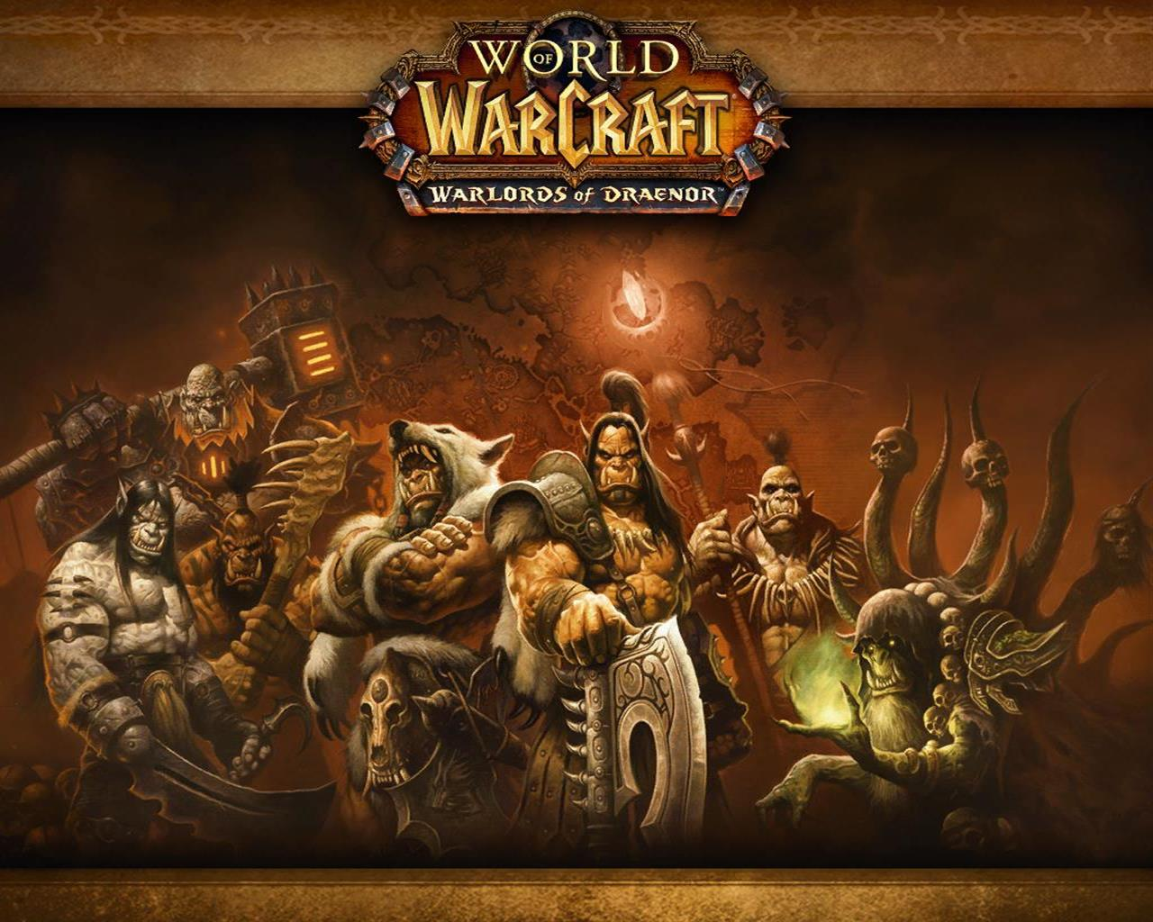 can t login warlords