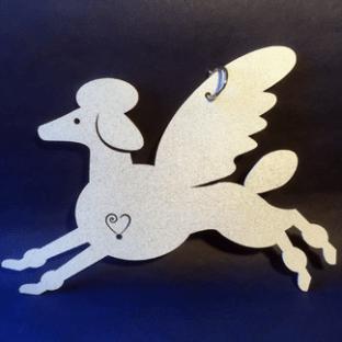 Poodle Mobile Pet Angel