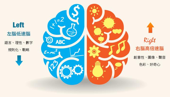 潛藏能力不同! 一張圖判斷出「你靈活的是左腦還右腦」 - COCO01